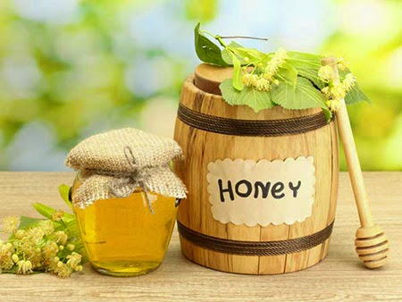 Trị sẹo mụn hiệu quả bằng mật ong